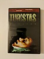 TURISTAS UNRATED EDITION DVD