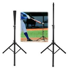 Baseball Batting Tee Adjustable Softball Tripod Practice Training Hitting Ball A