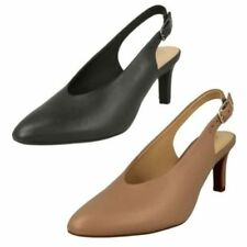 Clarks Buckle Slingbacks for Women