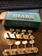 ANTIQUE MANDOLIN Headstock tuning keys for ****  Gibson , Martin Vinaccia????