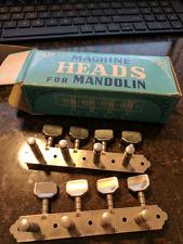 ANTIQUE MANDOLIN Headstock tuning keys for ****  Gibson , Martin Vinaccia????