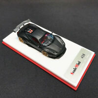 ScaleMini 1:64 Scale Car Model for Ferrari 458 Matt Black New in Box Collection