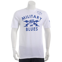MENS NIKE AIR JORDAN MILITARY T-SHIRT 508662-100