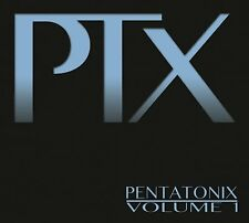 Pentatonix Ptx v.1 Ep Cd