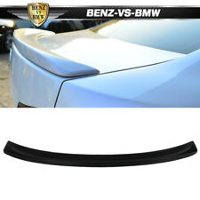 Fit 06-13 Lexus IS250 IS350 4Dr ISF Unpainted ABS Trunk Spoiler