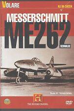 ME 262 MESSERSCHMITT - HISTORY CHANNEL - VERSIONE ITALIANA - DVD