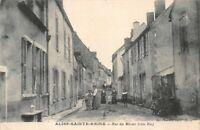 ALISE-SAINTE-REINE - Rue du Miroir