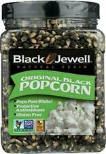 Black Jewell Original Black Hulless Popcorn Kernels 28.35 Ounces (Pack of 1)