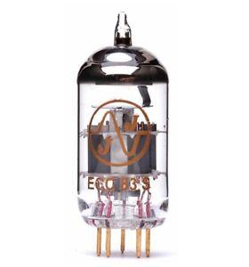 ECC83S Gold Pin JJ-Electronic NUOVA NEW selezionata, testata 12AX7 - ECC83
