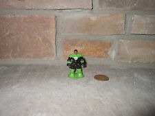 DC Super Friends Green Lantern Figurine from My Busy Book loose nice 1 inch tall