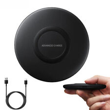 Genuine Fast Charging Wireless Charger For Samsung Galaxy S10 S9 S8 Note 8 9  A9