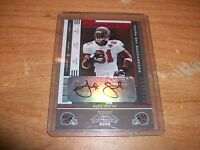 2005 Football Playoff Contenders Alex Smith Rookie Auto Card Buccaneers