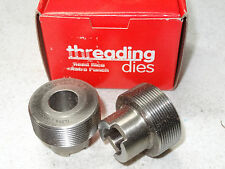 REED RICO 1-9/16-18 UNR .625 WF L-6052-12D 4970020809 Wide Face Thread Die Rolls