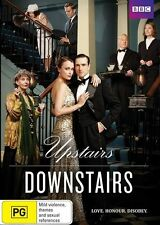 Upstairs Downstairs The Complete First Series TV Series DVD 2 Disc Set Region 4