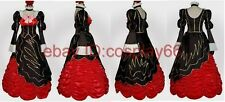 Umineko Golden Witch Beatrice Gown Cosplay Costume Cust