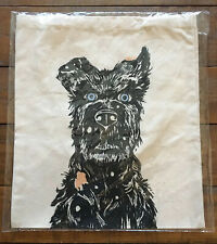SDCC 2018 Exclusive Isle Of Dogs Tote Bag Wes Anderson Japanese New Sealed