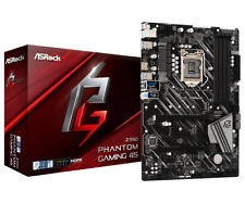 ASRock Z390 Phantom Gaming 4S ATX Motherboard for Intel LGA1151 CPUs