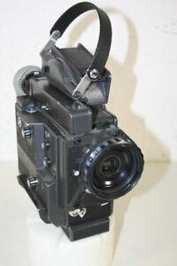 BOLEX H16 EL Super 16 Filmkamera, gebraucht und in sehr guten Zustand