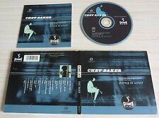 CD ALBUM DIGIPACK JAZZ GITANES CHET BAKER AUTOUR DE MINUIT 14 TITRES 1998