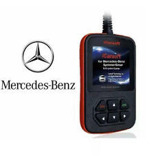 MERCEDES BENZ PROFESSIONAL DIAGNOSTIC SCANNER TOOL CODE READER ABS + SRS AIRBAG