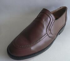 CLIFFORD JAMES Slip On Leather Shoes Goodyear Welted Size 8.5 NEW