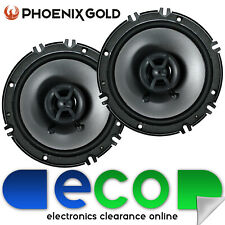 2003-2010 Kenwood 13cm coaxial Front altavoces-set para Opel Movano a Facelift