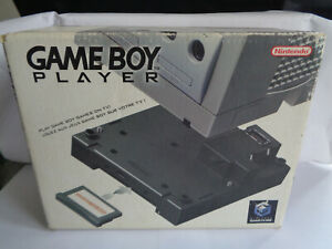 Game Boy Player PAL (Box, Booklet, Disc & Keep Case Included)