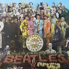 vinilo lp record BEATLES Sgt Peppers Lonely Hearts Club Band, PIEZAS 7027