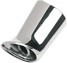 Rear Turn Signal Bracket with Mounting Screws?Chris Products Black Nickel8821-BN