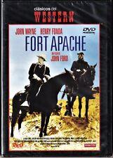 John Ford: FORT APACHE. España tarifa plana envíos DVD: 5 €