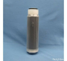 """Catalytic Carbon Filter 10"""" Refillable GAC ( Granular Activated Carbon)"""