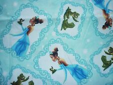 OFFCUT DISNEY THE PRINCESS AND THE FROG TIANA FABRIC GIRLS