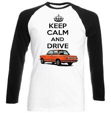 BMW 2002 Tii 1966 Keep Calm-nueva Camiseta Algodón-todos Los Tamaños En Stock