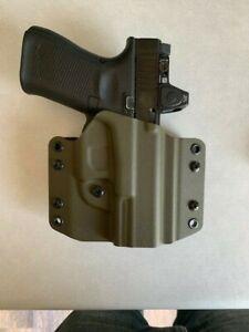 NINETEEN OPS- OWB holster FITS: Glock 17/19/19x/44/45