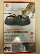 New listing K & H Thermo-Kitty Cafe Black New