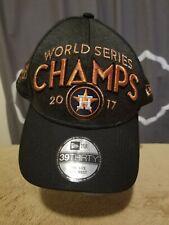 Houston Astros New Era 3930 2017 World Series Championship hat OSFM