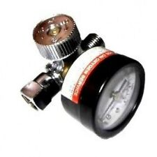 Pneumatic Air in Line Pressure Hose Regulator Control Inline with Gauge Control