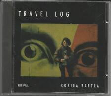 "Corina Batra ""Travel log"" CD 1993 A.V. Arts NUOVO & SCATOLA ORIGINALE/NEW/STILL SEALED"