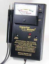 Capacitor Wizard Analog Esr Tester