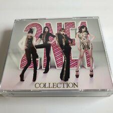 2NE1 COLLECTION JAPAN CD+2 DVD