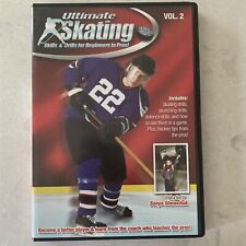 ULTIMATE SKATING: Skills and Drills for Beginners to Pros Volume 2 DVD (2008)