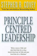 Principle-centered Leadership by Covey, Stephen R. ( Author ) ON Jan-04-1999, Pa