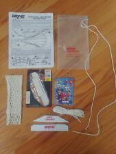 Brine Vintage Lacrosse Mesh String Kit Ball Stop Magic Md Nos Stx Bacharach head