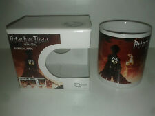 Attack on Titan Key Art Mug Tasse GB Eye