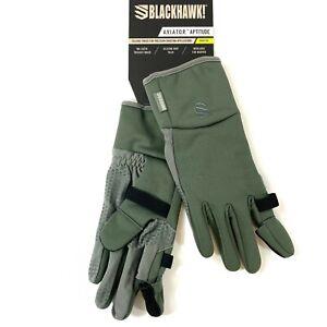 Blackhawk AVIATOR Aptitude Flyers Gloves, Cold Weather, Urban Gray, Large