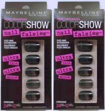 Maybelline Color Show Nail Falsies - #20 Emerald Ombre - 2 Pack