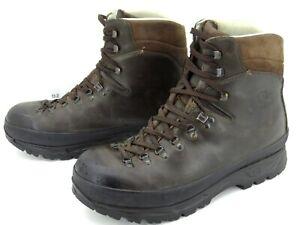SCARPA Outdoor Trekking Bergschuhe Wander Schuhe Stiefel Herren Boots Gr. 45,5