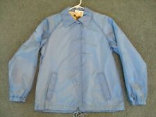 SALE! NWT, OUTBROOK Size M (8-10) Blue Lined Lightweight Jacket