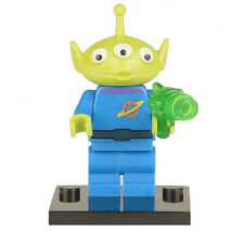 DISNEY Pixar Toy Story Pizza Planet Alien minifigura Custom Mini Figura