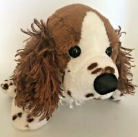 "Ganz Webkinz SPRINGER SPANIEL 9"" Plush Dogs HM170 Stuffed Animal No Codes"